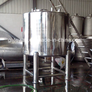 Vertical Fermentation Tank with 600L 68