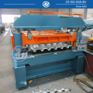 Cut to Length Floor Decking Roll Forming Machine pictures & photos