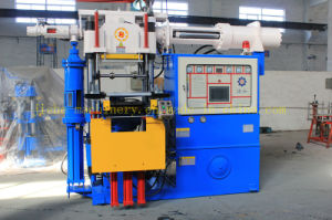 400t Rubber Silicone Rubber Washers Injection Vulcanizing Machine pictures & photos