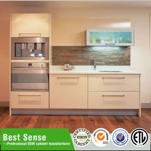 Cheap Kitchen Cabinet with Countertop and Appliance pictures & photos