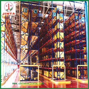CE Approved Strong Heavy Duty Drive-Through Warehouse Racking (JT-C06) pictures & photos