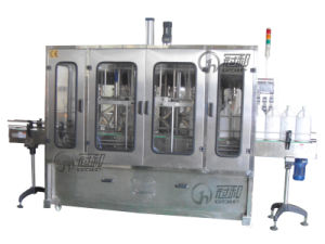 Auto Liquid Detergent Bottle Filling Machine with Rotor-Pump Filling pictures & photos