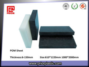 Polyacetal Plate POM Board with Low Water Absorption pictures & photos