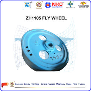 Zh1105 Fly Wheel for Diesel Engine Parts pictures & photos