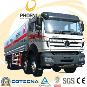 8X4 30m3 Beiben North Benz Tank Truck for Fuel Transportation pictures & photos