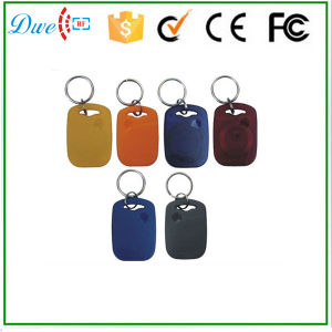 Tk4100 125kHz Em-ID RFID Key Fob with Engraved Code Card Number One Year Warranty pictures & photos
