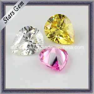 New Fashion Jewelry Set Pear Shape Cubic Zirconia pictures & photos