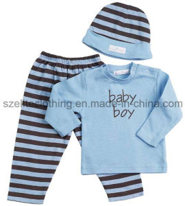 Custom Design Baby Clothing Sets (ELTROJ-214) pictures & photos