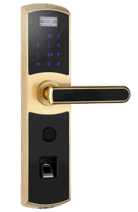 Newly Released Biometric Password Fingerprint Door Locks (UL-780) pictures & photos