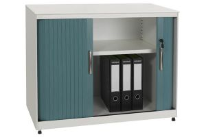 Small Office Roller Storage Cupboard For