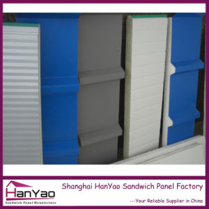 Thermal Insulation Steel EPS Sandwich Panel for Roof and Wall pictures & photos