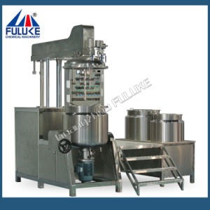 Hot Sale Homogenizing Vacuum Emulsifying Machine pictures & photos