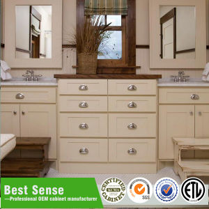 Modern Waterproof Wooden Bathroom Cabinet pictures & photos