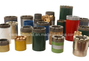 Diamond Core Drill Bits (BQ NQ HQ PQ T2 T6) pictures & photos