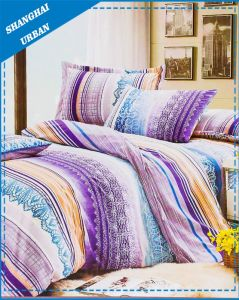 5 PCS Cotton Polyester Bedding Duvet Cover Set pictures & photos