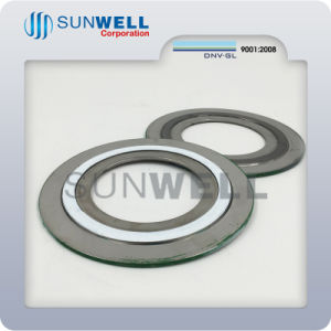 Inner Ring Stainless Steel Metal Spiral Wound Gasket pictures & photos