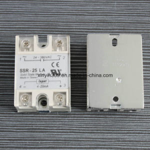 25A SSR Solid State Module 4-20mA pictures & photos