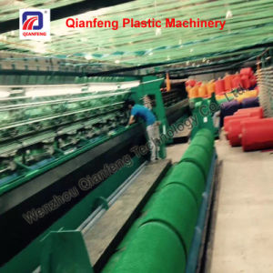Double Needle Bar Plastic Warp Knitting/Weaving Machinery Manufacturer pictures & photos