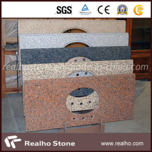 Simple Design Red/Blue/Grey/Beige/Brown Granite Countertop