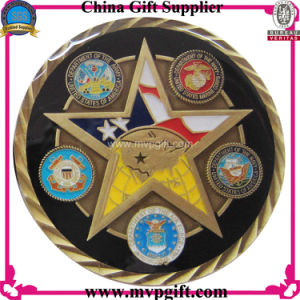 2017 Metal Challenge Coin for 3D Coin Gift pictures & photos