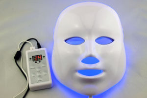 Beauty Skin Care LED Light Therapy Mask pictures & photos