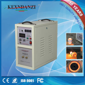 High Frequency Induction Heat Treatment Machine for Saw Blade Brazing