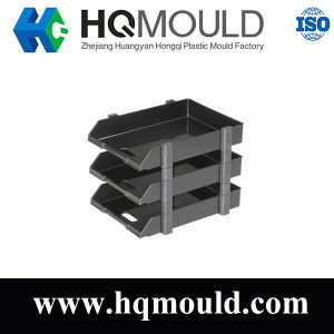 Plastic Office Use File Holder Injection Mold pictures & photos