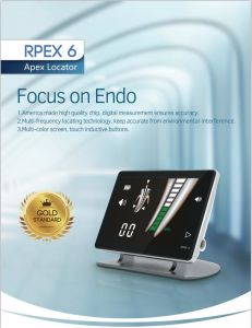 Dental Equipment Apex Locator6 Endodontic Root Canal Finder pictures & photos