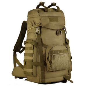 60L Outdoor Tactical Military Molle Camping Backpack pictures & photos