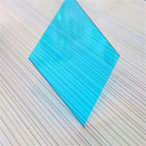 UV Blocking Recycled Clean Polycarbonate Sheet