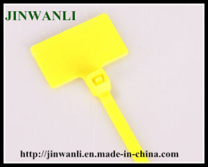 Marker Nylon Cable Ties with Label pictures & photos