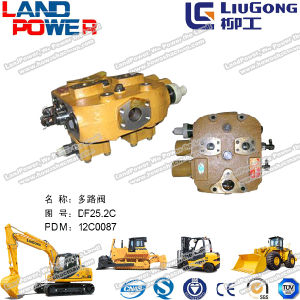 Multiple Valve/Liugong Wheel Loader Spare Parts
