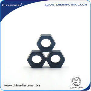 Black Oxide (m6~m64) Hex Nut