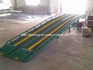 10 Ton Moveable Loading Dock Ramps (LZ-YDQ)