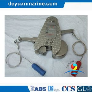 15kn Handle Release Hook for Rescue Boat pictures & photos