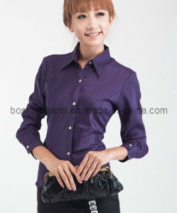 Fashion Stylish Ladies Casual&Foraml Shirt (LSH01) pictures & photos