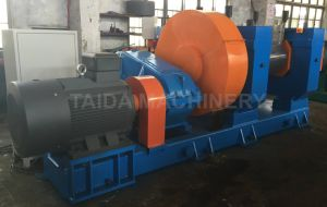 Two Roll Rubber Crushing Mill/Tire Recycling Machine pictures & photos