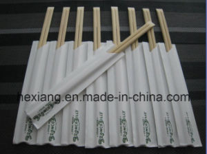 Newly Design Paper Wrapped Chopstick pictures & photos