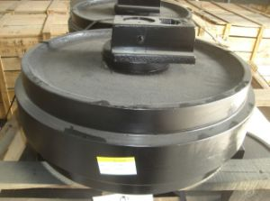 Cat312, E320b, Cat325, Front Idler for Excavator Parts Hitachi Caterpillar pictures & photos