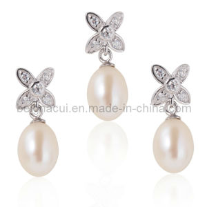 Latest Pearl Jewelry Sets