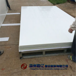 UV Restiant Fiberglass Prelaminated PP Honeycomb Sandwich Panel pictures & photos
