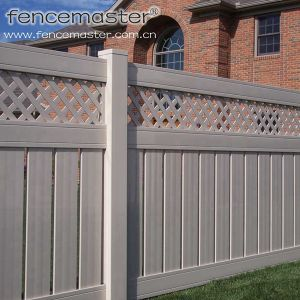 Life Warranty PVC Fence for North America pictures & photos