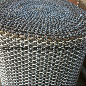 Ads Stainless Steel Mesh Conveyor Belt / Wire Mesh Conveyor Belt pictures & photos
