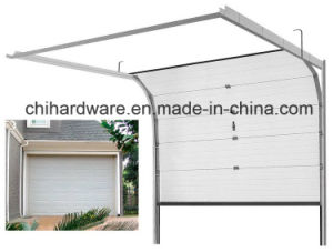 Industrial Sectional Doors/Automatic Sectional Industrial Doors pictures & photos