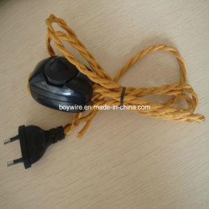 UL Style18gauge Lamp Wire with Plug pictures & photos