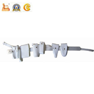 Police Equipment The Second Generation White Leather Belt Y SD-02p pictures & photos
