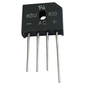 Bridge Rectifiers 0.8A/1.0A, 200-1000V---Silicon Bridge Rectifier Tbs Tb2s pictures & photos