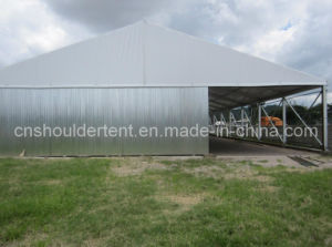 Tr‾ Tent (SDC-15) & China Trampoline Tent (SDC-15) - China Trampoline Tent Clear Span Tent