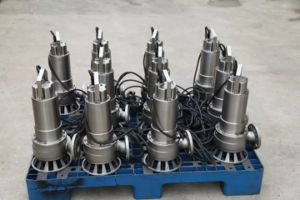 QS Type Submersible Fountain Pump pictures & photos