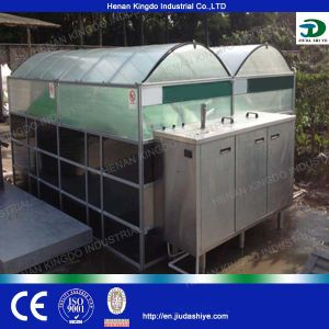 High Biogas Production Capacity Mini Biogas Digester Biogas Generator